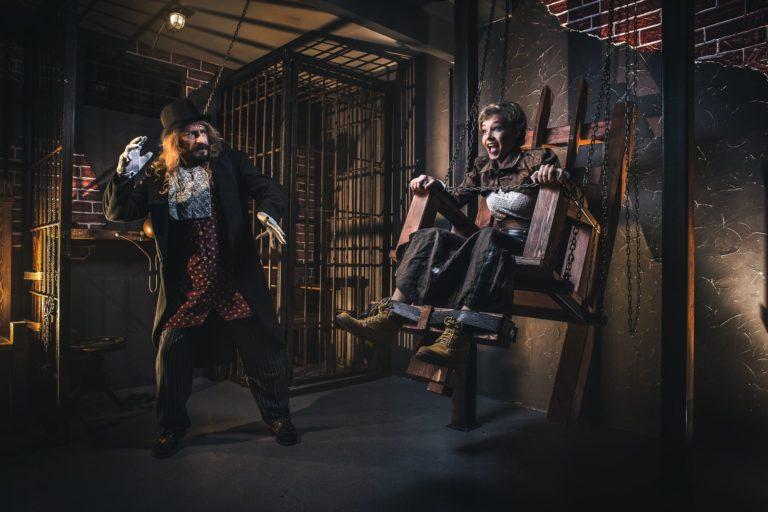 Escape Game à Paris Harry Potter Houdini chez Phobia Escape Game